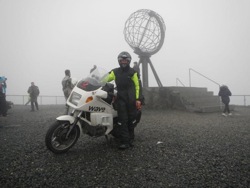 Viaggio da Lugano a Capo Nord in moto